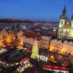 Regala Praga a natale