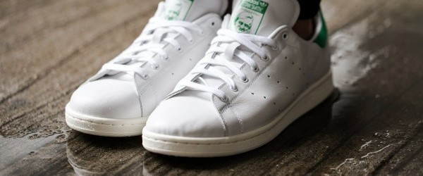 ADIDAS STAN SMITH laredoute grigio con lacci Stileo.it