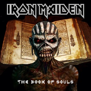Iron Maiden - Book of Souls 2