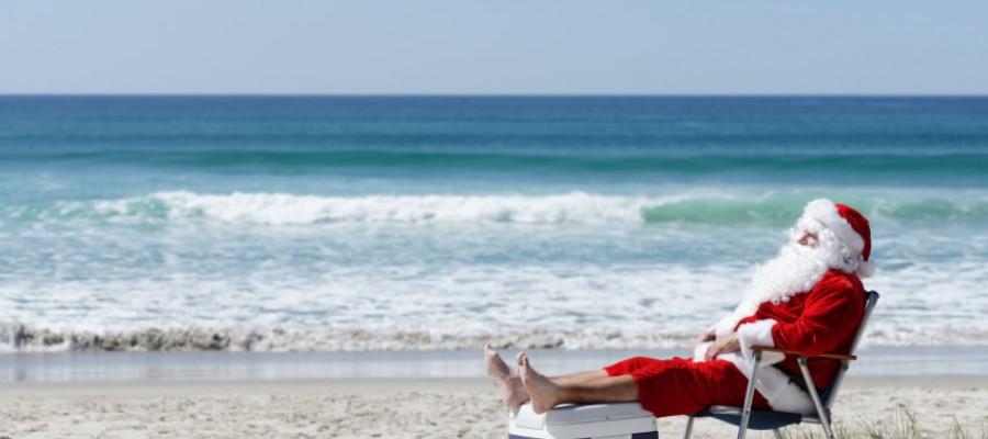babbo-natale-spiaggia